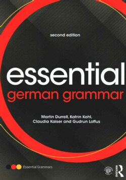 Essential German Grammar (Paperback)