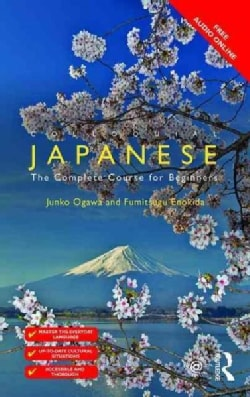 Colloquial Japanese: The Complete Course for Beginners (Paperback)
