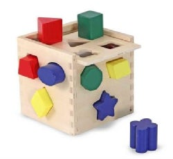 Shape Sorting Cube (Toy)