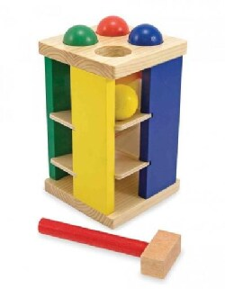 Pound and Roll Tower (Toy)