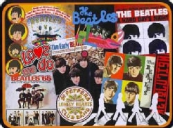The Beatles Large Tin Tote (General merchandise)