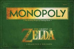 Monopoly : the Legend of Zelda Collectors Edition (Game)