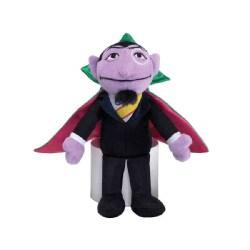 Sesame Street Count von Count Bean Bag: 7'' Doll (Soft toy)