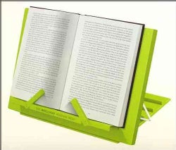 The Brilliant Reading Rest: Lime (General merchandise)