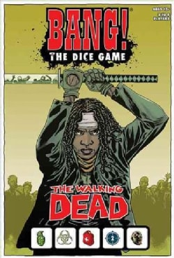 Bang! The Dice Game: The Walking Dead Edition (Game)