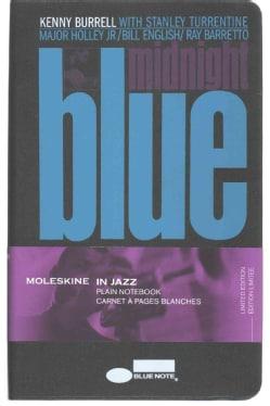 Moleskine Bluenote Notebook: Large, Plain, Black (Notebook / blank book)
