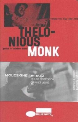 Moleskine Bluenote Notebook: Pocket, Ruled, Red (Notebook / blank book)