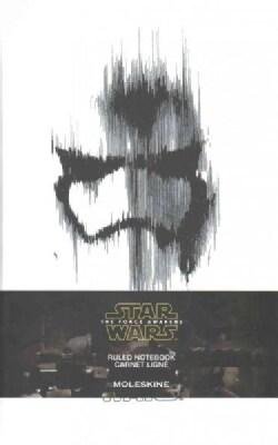 Moleskine Star Wars VII Limited Edition Villain Trooper White Large Ruled Hard White (Notebook / blank book)