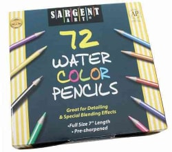 Pencil/72 Ct. Water Color (General merchandise)