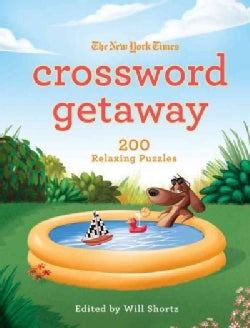 The New York Times Crossword Getaway: 200 Relaxing Puzzles (Paperback)