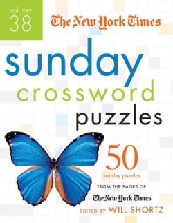 The New York Times Sunday Crossword Puzzles: Volume 38 (Paperback)