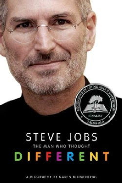 Steve Jobs: The Man Who Thought Different (Hardcover)