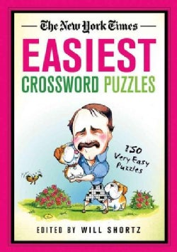 The New York Times Easiest Crossword Puzzles: 150 Very Easy Puzzles (Paperback)