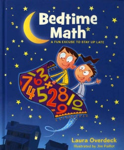 Bedtime Math (Hardcover)