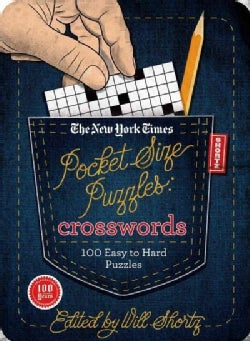 The New York Times Pocket-Size Puzzles: Crosswords (Hardcover)