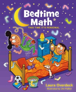 Bedtime Math 2: This Time It's Personal (Hardcover)
