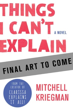 Things I Can't Explain (Hardcover)