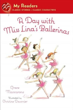 A Day with Miss Lina's Ballerinas (Hardcover)