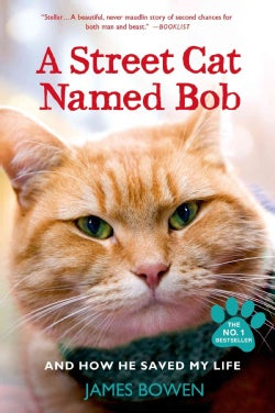 A Street Cat Named Bob: And How He Saved My Life (Paperback)