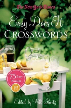 The New York Times Easy Does It Crosswords (Paperback)