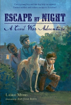 Escape by Night: A Civil War Adventure (Paperback)
