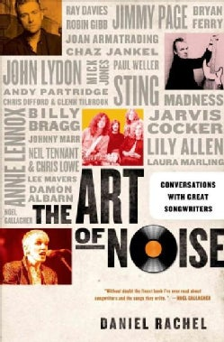 The Art of Noise: Conversations With Great Songwriters (Paperback)