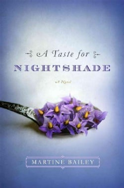 A Taste for Nightshade (Hardcover)
