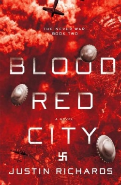 The Blood Red City (Hardcover)