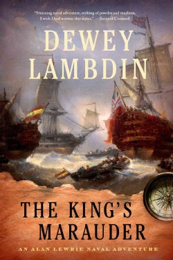 The King's Marauder: An Alan Lewrie Naval Adventure (Paperback)