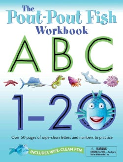The Pout-Pout Fish (Paperback)