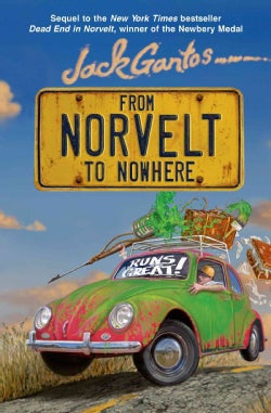 From Norvelt to Nowhere (Paperback)