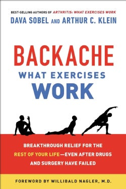 Backache: What Exercises Work (Paperback)
