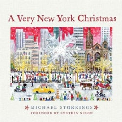 A Very New York Christmas (Hardcover)