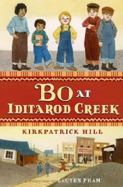 Bo at Iditarod Creek (Paperback)