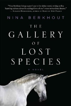 The Gallery of Lost Species (Hardcover)