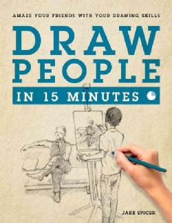 Draw People in 15 Minutes (Paperback)