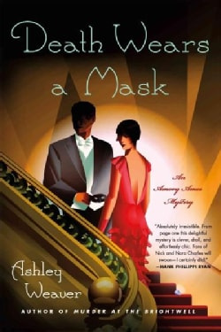 Death Wears a Mask: A Mystery (Paperback)