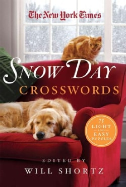 The New York Times Snow Day Crosswords: 75 Light and Easy Puzzles (Paperback)