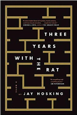 Three Years With the Rat (Hardcover)