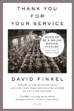 Thank You for Your Service (Paperback)