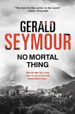 No Mortal Thing (Hardcover)