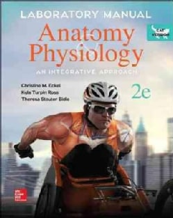 Laboratory Manual Cat Version for Mckinley's Anatomy & Physiology: Cat Version (Paperback)