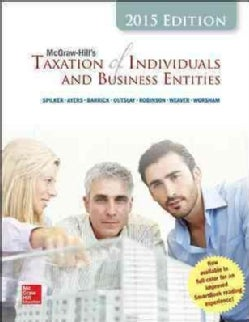 Mcgraw-hill's Taxation of Individuals and Business Entities 2015 + Connect Plus