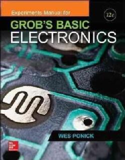 Grob's Basic Electronics Experiments Manual (Paperback)