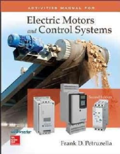 Electric Motors and Control Systems (Paperback)