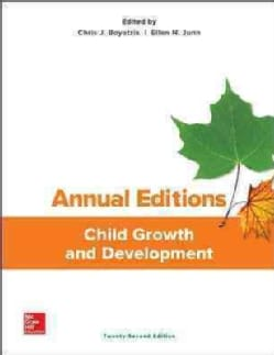 Child Growth and Development (Paperback)
