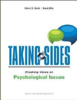 Clashing Views on Psychological Issues (Paperback)