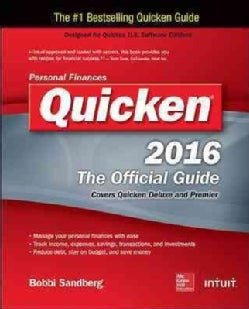 Quicken 2016: The Official Guide (Paperback)