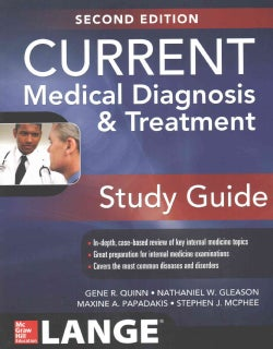 Current Medical Diagnosis & Treatment