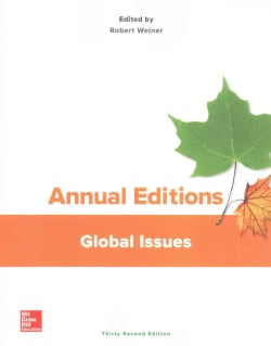 Annual Editions Global Issues (Paperback)